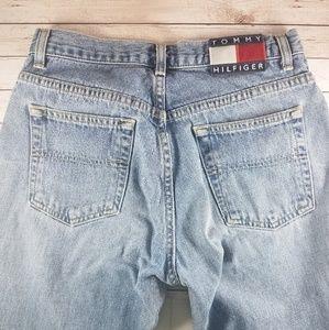 Tommy Hilfiger vintage 90s high waist Roc Roc jean